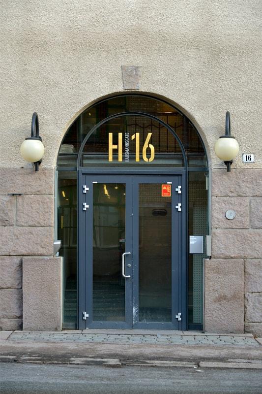 Hausmannsgate 16